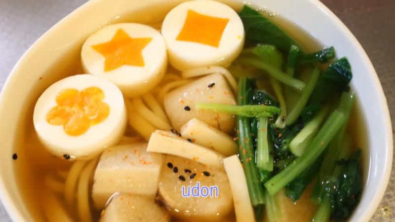 Яйца, сваренные по японской технологии