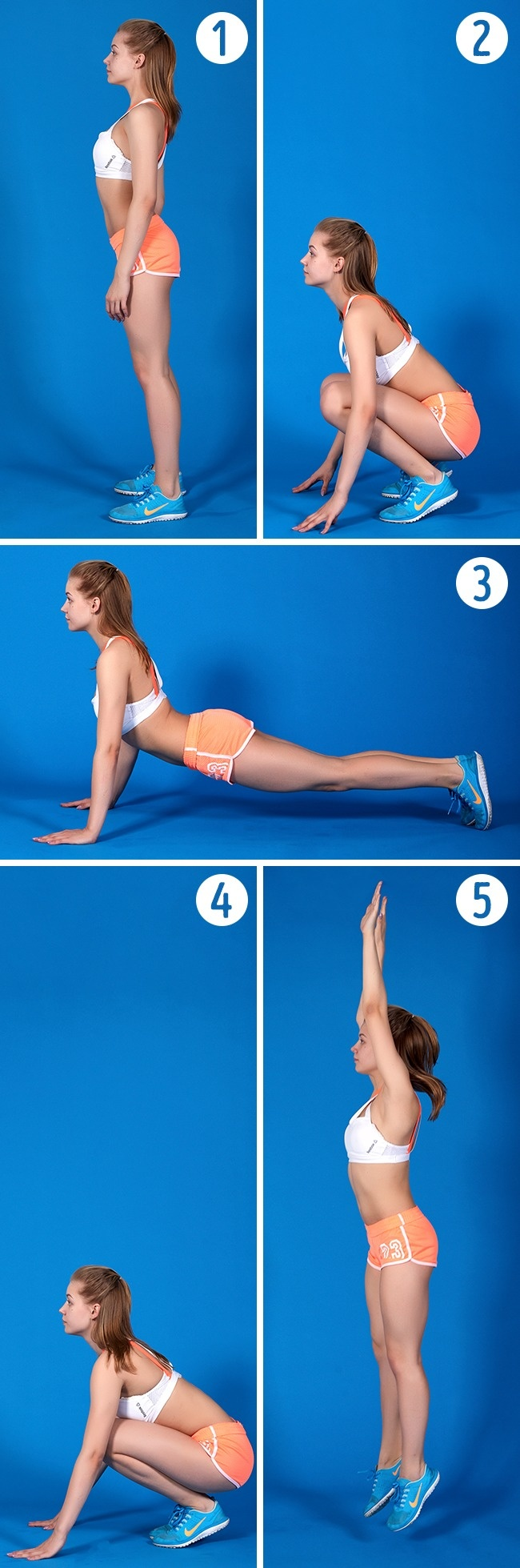 9 самых эффективных упражнений для красивых ног и подтянутой попы