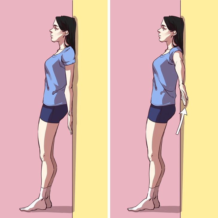 8 упражнений, которые спасут от застоя лимфы из-за сидячего образа жизни