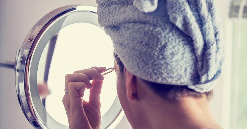 Идеальные брови дома за 3 минуты: просто следуй инструкции!