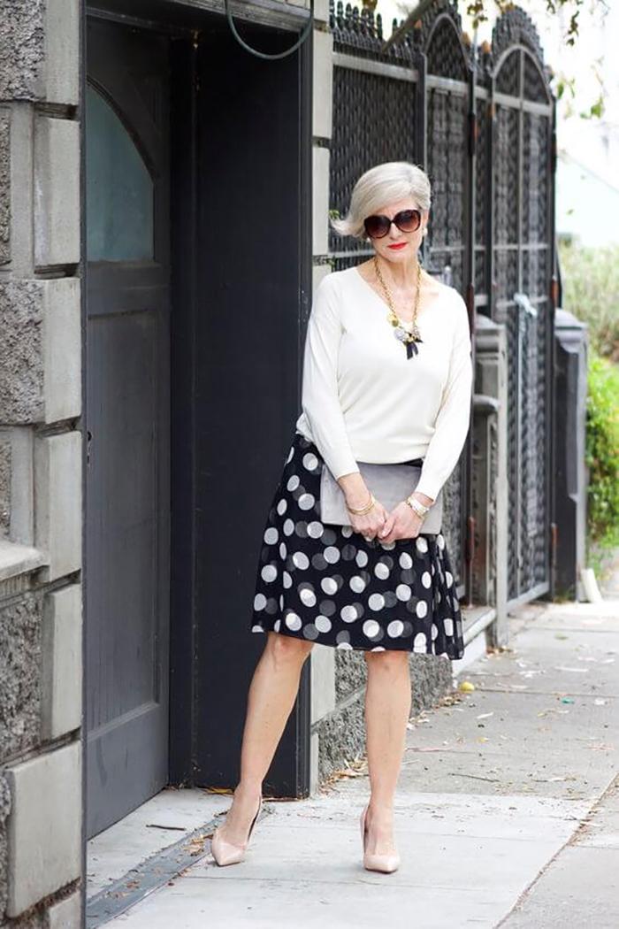 Как выглядеть стильно после 50. Рецепты молодости от модного стилиста.