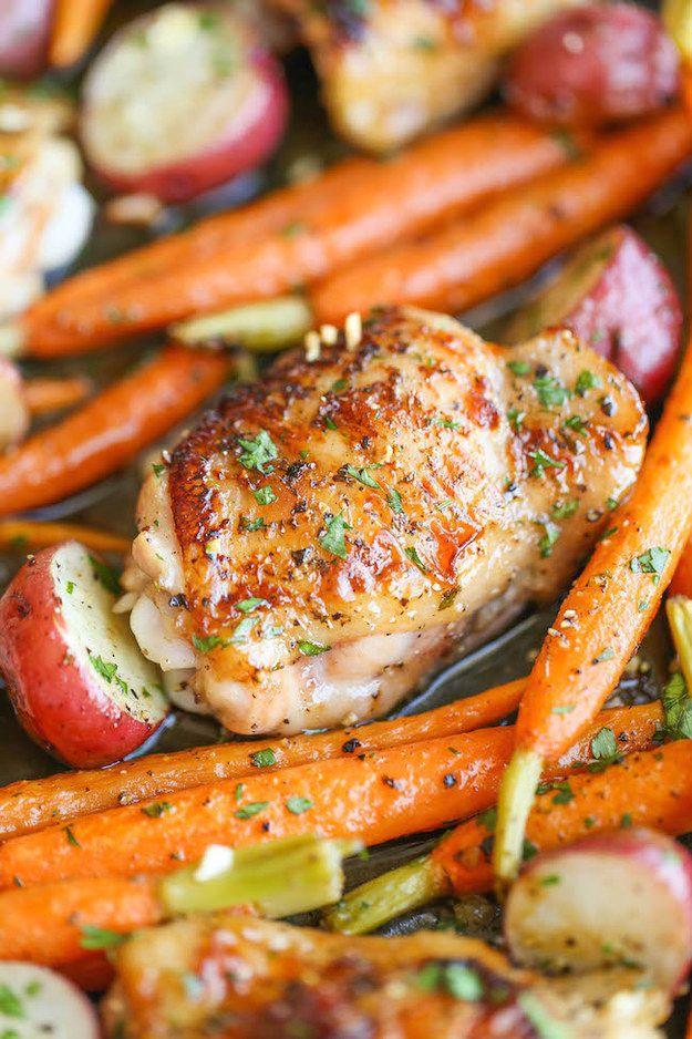 27 вкусных блюд из курятины на ужин
