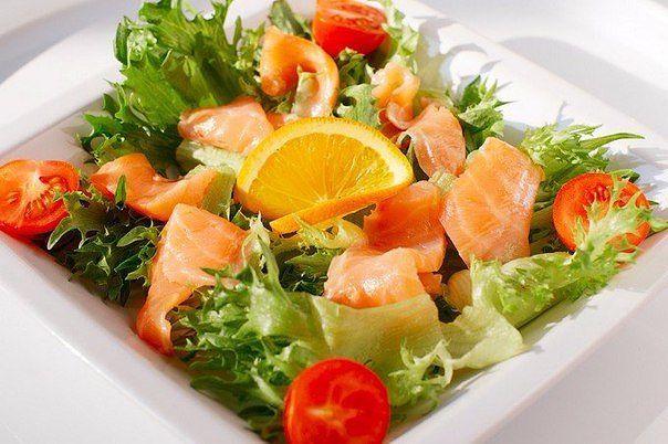 ТОП-8 салатов без майонеза