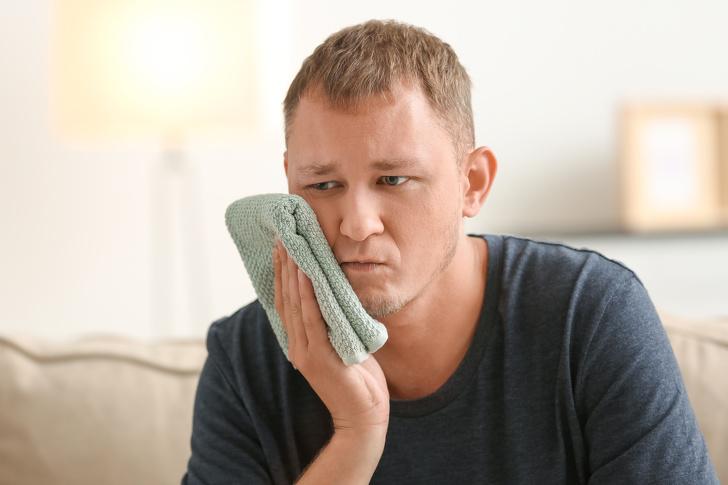 8 домашних средств, снимающих зубную боль